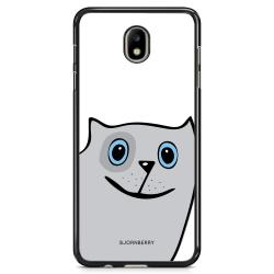 Bjornberry Skal Samsung Galaxy J7 (2017) - Rolig Katt