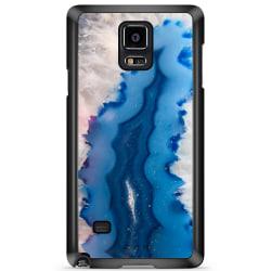 Bjornberry Skal Samsung Galaxy Note 3 - Blå Agat