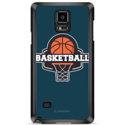 Bjornberry Skal Samsung Galaxy Note 4 - BASKETBALL