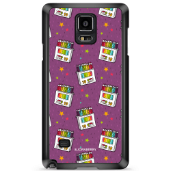 Bjornberry Skal Samsung Galaxy Note 4 - Färgpennor