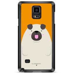 Bjornberry Skal Samsung Galaxy Note 4 - Fet Mops