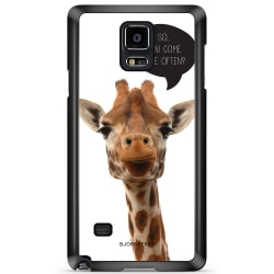 Bjornberry Skal Samsung Galaxy Note 4 - Giraff