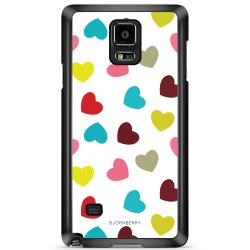 Bjornberry Skal Samsung Galaxy Note 4 - Hjärtan