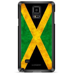 Bjornberry Skal Samsung Galaxy Note 4 - Jamaica