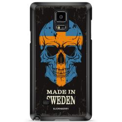Bjornberry Skal Samsung Galaxy Note 4 - Made In Sweden