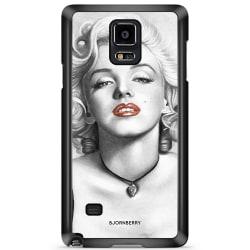 Bjornberry Skal Samsung Galaxy Note 4 - Marilyn Monroe