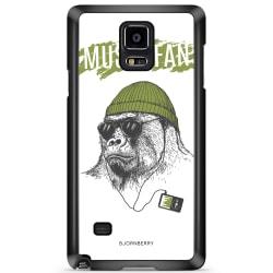 Bjornberry Skal Samsung Galaxy Note 4 - Music fan