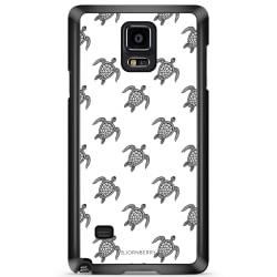 Bjornberry Skal Samsung Galaxy Note 4 - Sköldpaddsmönster
