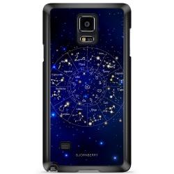 Bjornberry Skal Samsung Galaxy Note 4 - Stjärnbilder