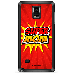 Bjornberry Skal Samsung Galaxy Note 4 - Super mom