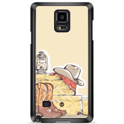 Bjornberry Skal Samsung Galaxy Note 4 - Western