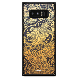 Bjornberry Skal Samsung Galaxy Note 8 - Gold Thai
