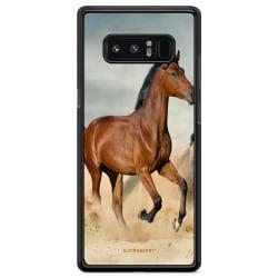Bjornberry Skal Samsung Galaxy Note 8 - Häst Stegrar