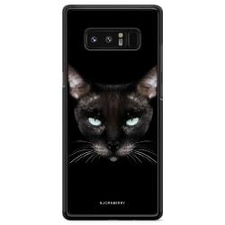 Bjornberry Skal Samsung Galaxy Note 8 - Siamesiskt Katt