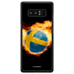 Bjornberry Skal Samsung Galaxy Note 8 - Sverige Fotboll
