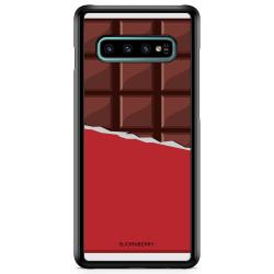 Bjornberry Skal Samsung Galaxy S10 Plus - Choklad Kaka
