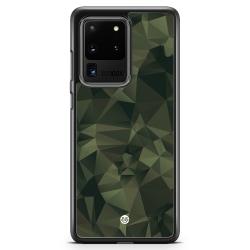 Bjornberry Skal Samsung Galaxy S20 Ultra - Abstrakt Kamo