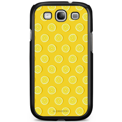 Bjornberry Skal Samsung Galaxy S3 Mini - Citroner