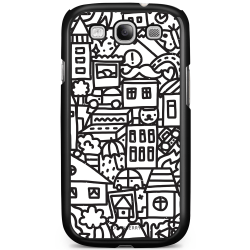 Bjornberry Skal Samsung Galaxy S3 Mini - Stadsliv