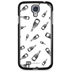 Bjornberry Skal Samsung Galaxy S4 Mini - Champagne Mönster