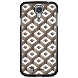 Bjornberry Skal Samsung Galaxy S4 Mini - Geometriska mönster