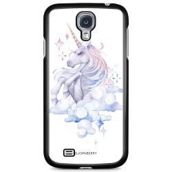 Bjornberry Skal Samsung Galaxy S4 Mini - Vattenfärg Enhörning