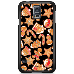 Bjornberry Skal Samsung Galaxy S5 Mini - Jul Pepparkakor