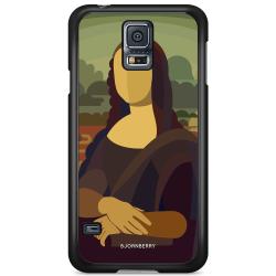 Bjornberry Skal Samsung Galaxy S5 Mini - Mona Lisa