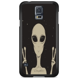 Bjornberry Skal Samsung Galaxy S5 Mini - Peace Alien