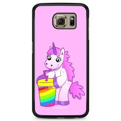 Bjornberry Skal Samsung Galaxy S6 - Drickande Enhörning