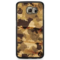 Bjornberry Skal Samsung Galaxy S6 Edge+ - Camo Desert