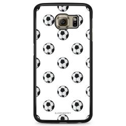 Bjornberry Skal Samsung Galaxy S6 Edge - Fotbollar