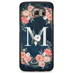 Bjornberry Skal Samsung Galaxy S6 Edge - Monogram M