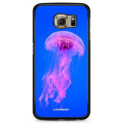 Bjornberry Skal Samsung Galaxy S6 Edge - Rosa Manet