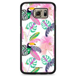 Bjornberry Skal Samsung Galaxy S6 - Tropical Pattern