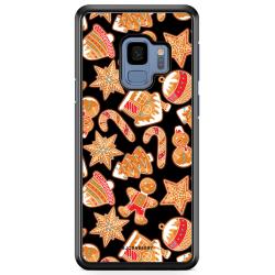Bjornberry Skal Samsung Galaxy S9 - Jul Pepparkakor