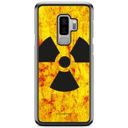 Bjornberry Skal Samsung Galaxy S9 Plus - Radioaktiv Skylt