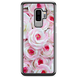 Bjornberry Skal Samsung Galaxy S9 Plus - Rosa Rosor