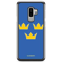Bjornberry Skal Samsung Galaxy S9 Plus - Tre Kronor