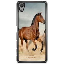 Bjornberry Skal Sony Xperia L1 - Häst Stegrar