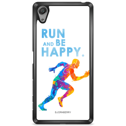 Bjornberry Skal Sony Xperia L1 - Run and be happy