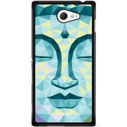 Bjornberry Skal Sony Xperia M2 Aqua - Buddha
