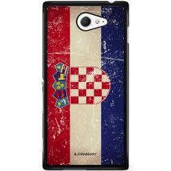 Bjornberry Skal Sony Xperia M2 Aqua - Kroatien