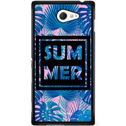 Bjornberry Skal Sony Xperia M2 Aqua - Summer
