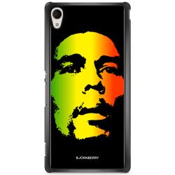 Bjornberry Skal Sony Xperia M4 Aqua - Bob Marley