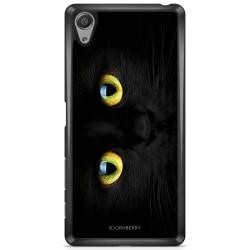 Bjornberry Skal Sony Xperia X - Kattögon