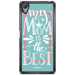 Bjornberry Skal Sony Xperia X - Mom is the best
