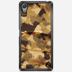 Bjornberry Skal Sony Xperia X Performance - Camo Desert