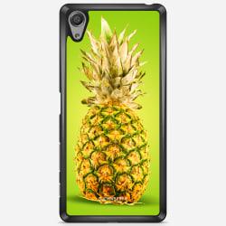 Bjornberry Skal Sony Xperia X Performance - Grön Ananas