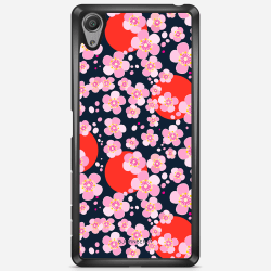 Bjornberry Skal Sony Xperia X Performance - Japan Blommor